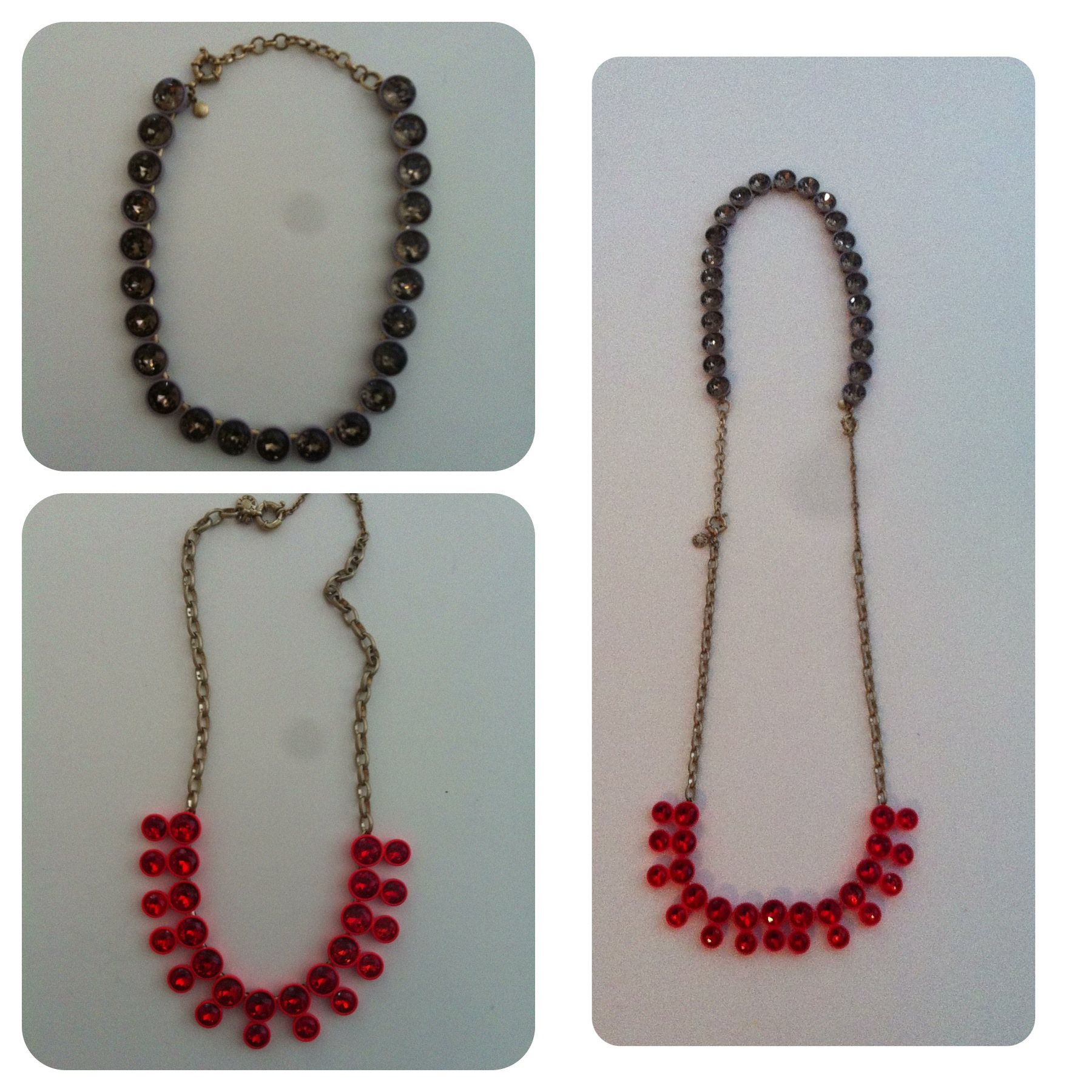 stone necklaces