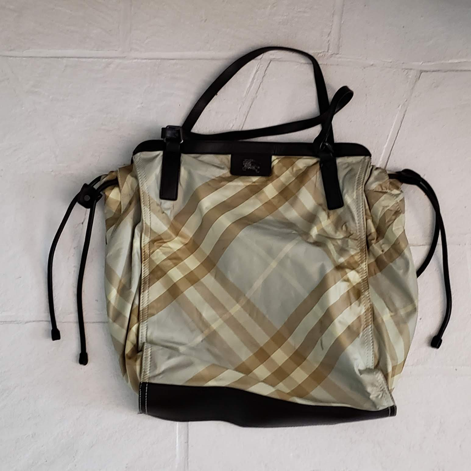 burberry tote $45