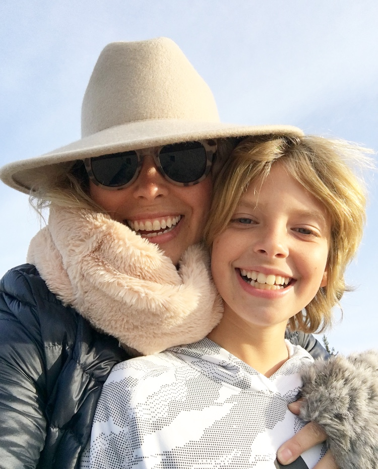 mumma + boy