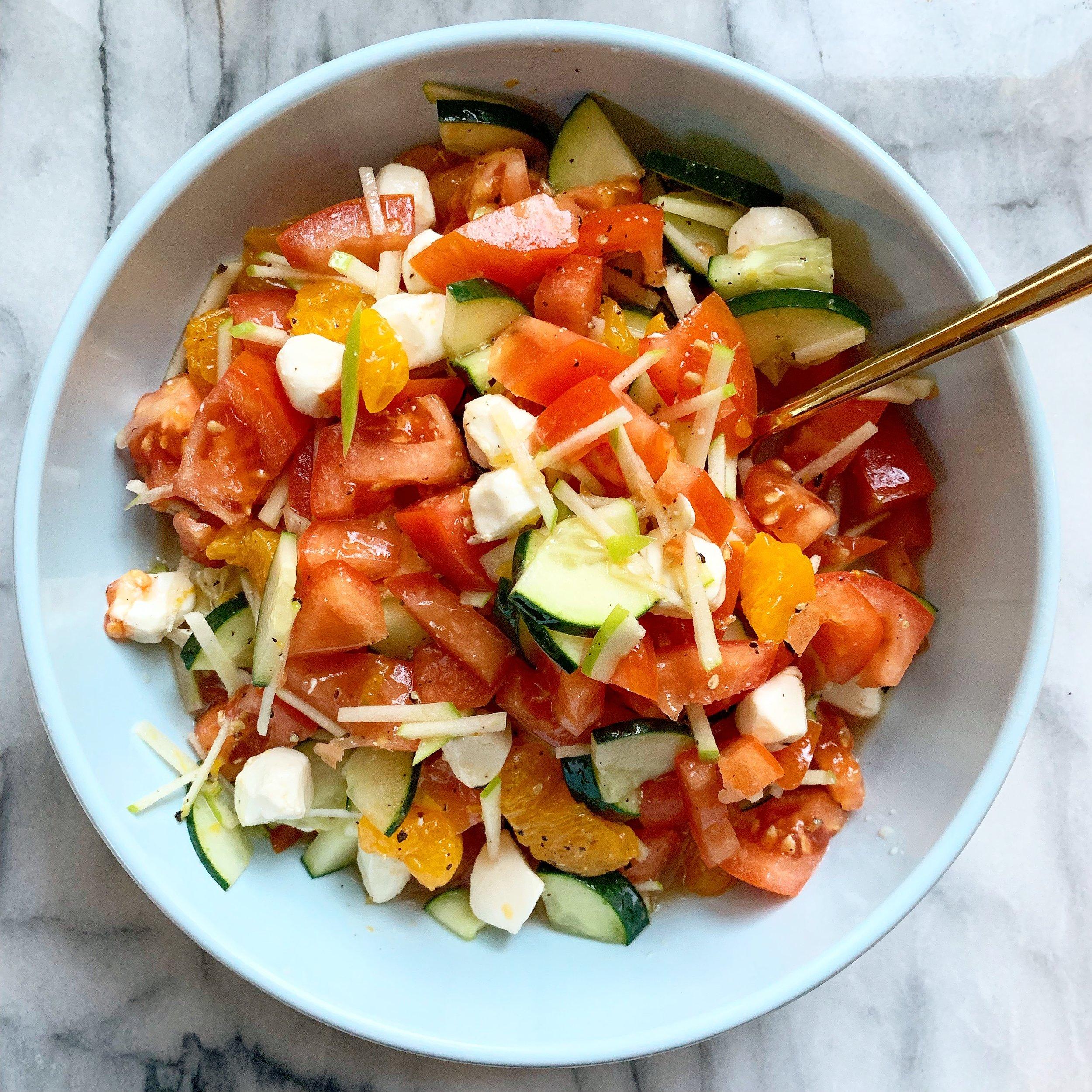 summah salad