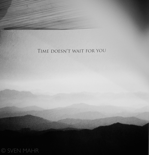 timedeosnt wait for you.jpg