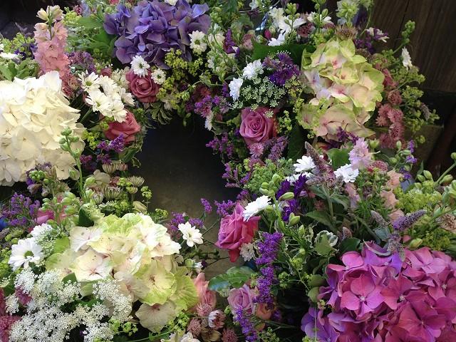 Graham and Jane's Wedding Flowers