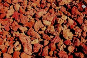 lava rock for landscapes