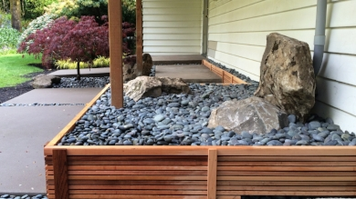 modern pdx landscaping