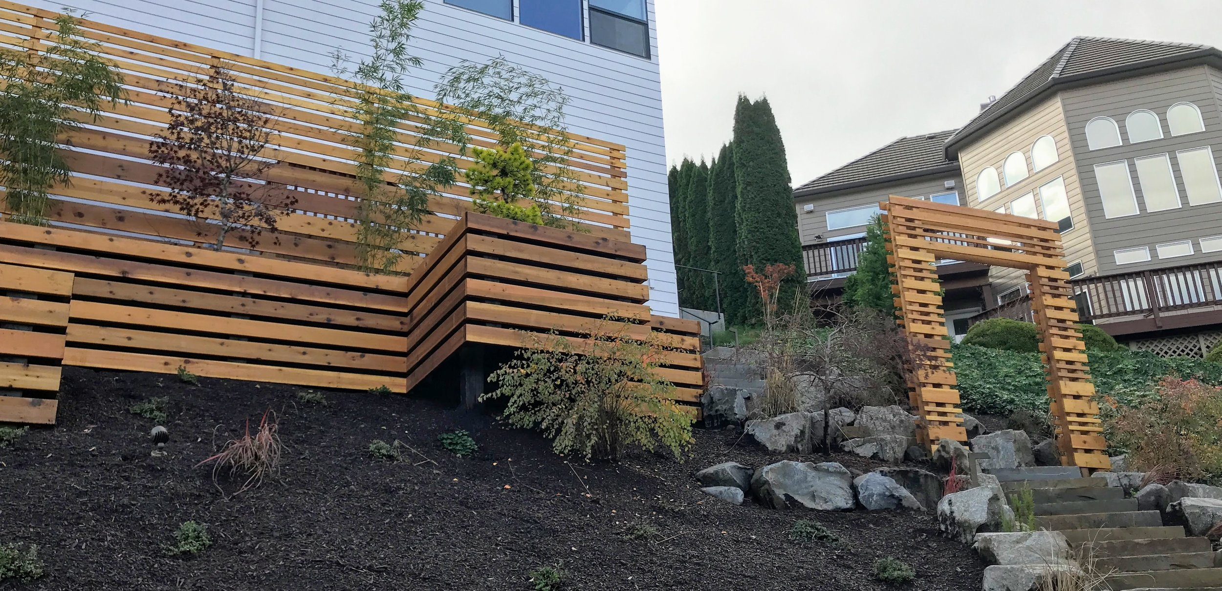 landscape design needed