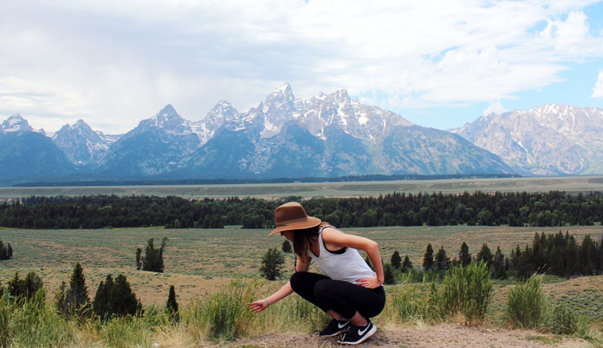 How 'bout them Tetons?!