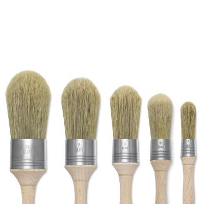 Escoda Round Domed Brushes.jpg
