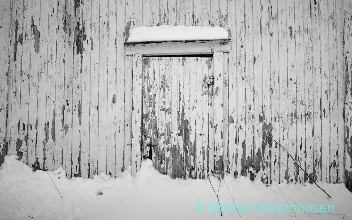 Old shed,Henningsvær, Lofoten Islands