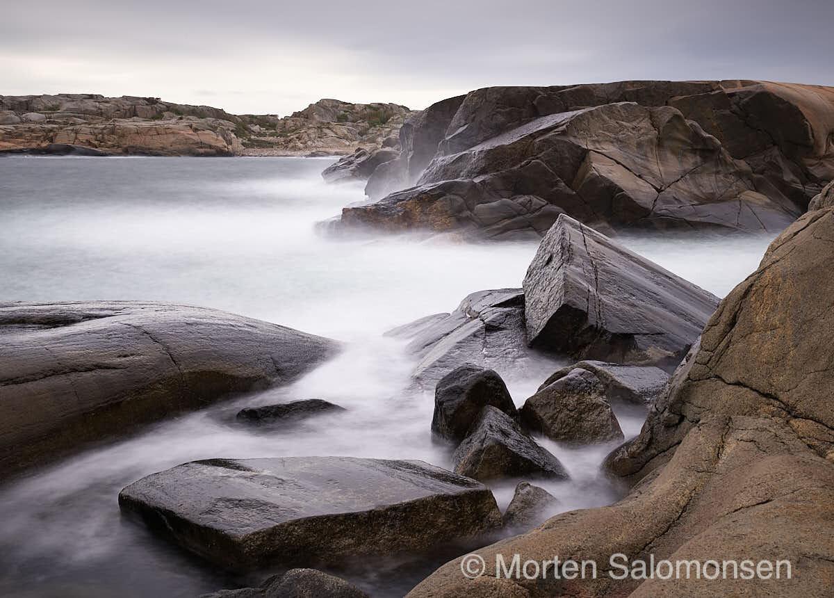 Coastal Landscape II (30s frame average, 60 frames 1/20s @ f/11, 35mm equivalent, ISO 64)