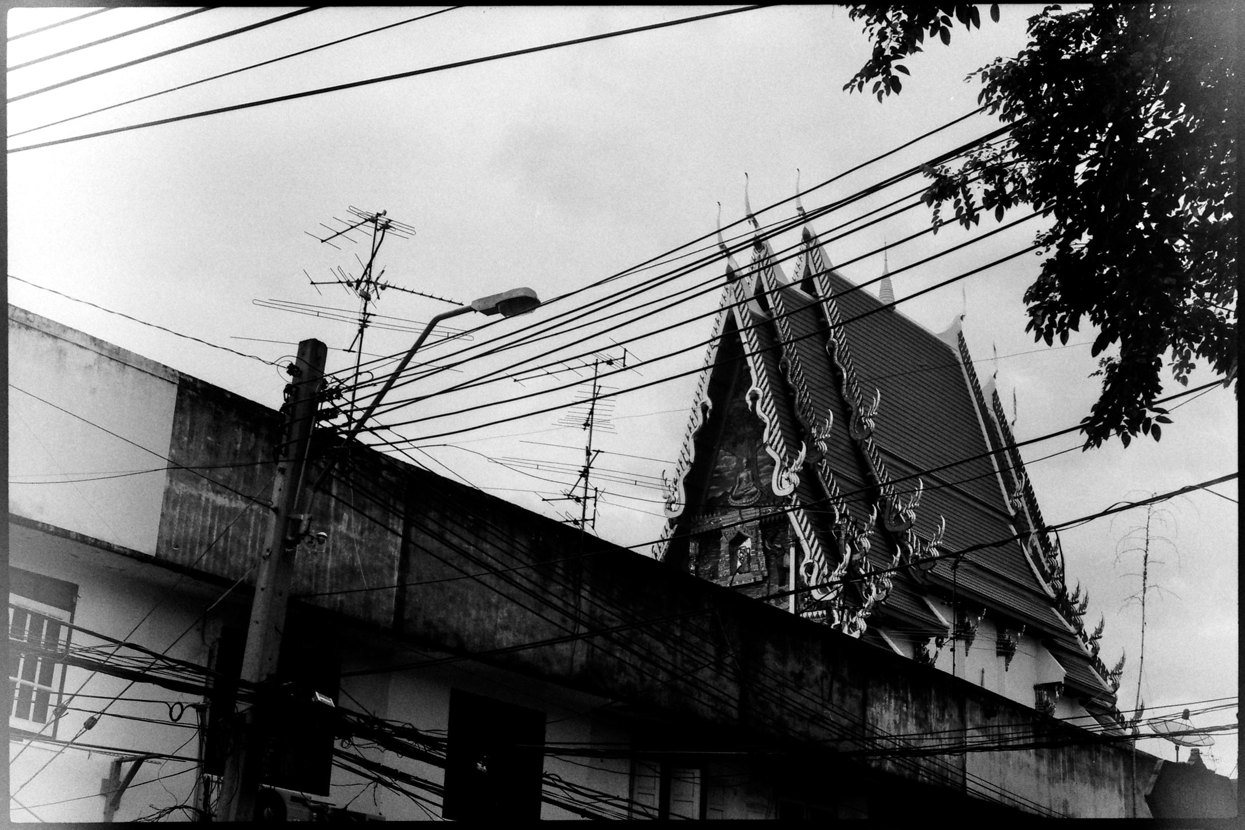 a bangkok morning