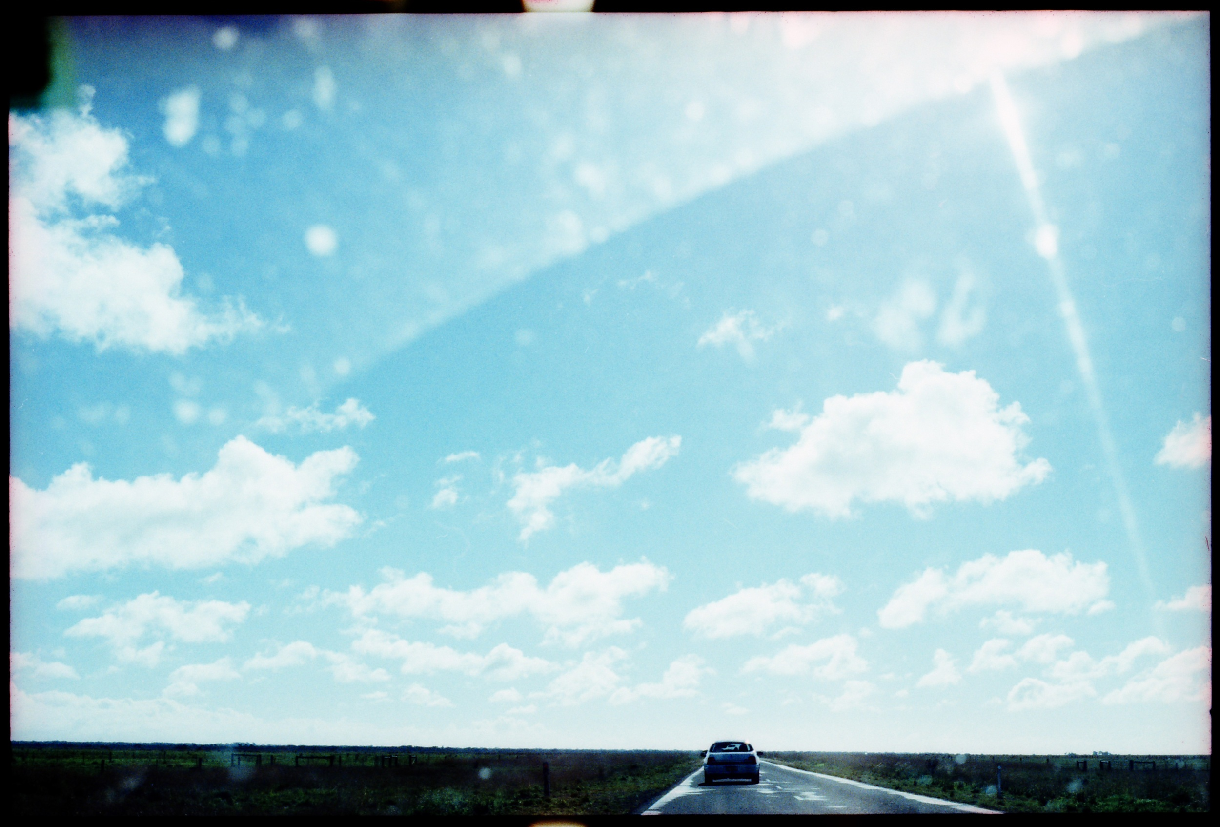 the long road south v.9