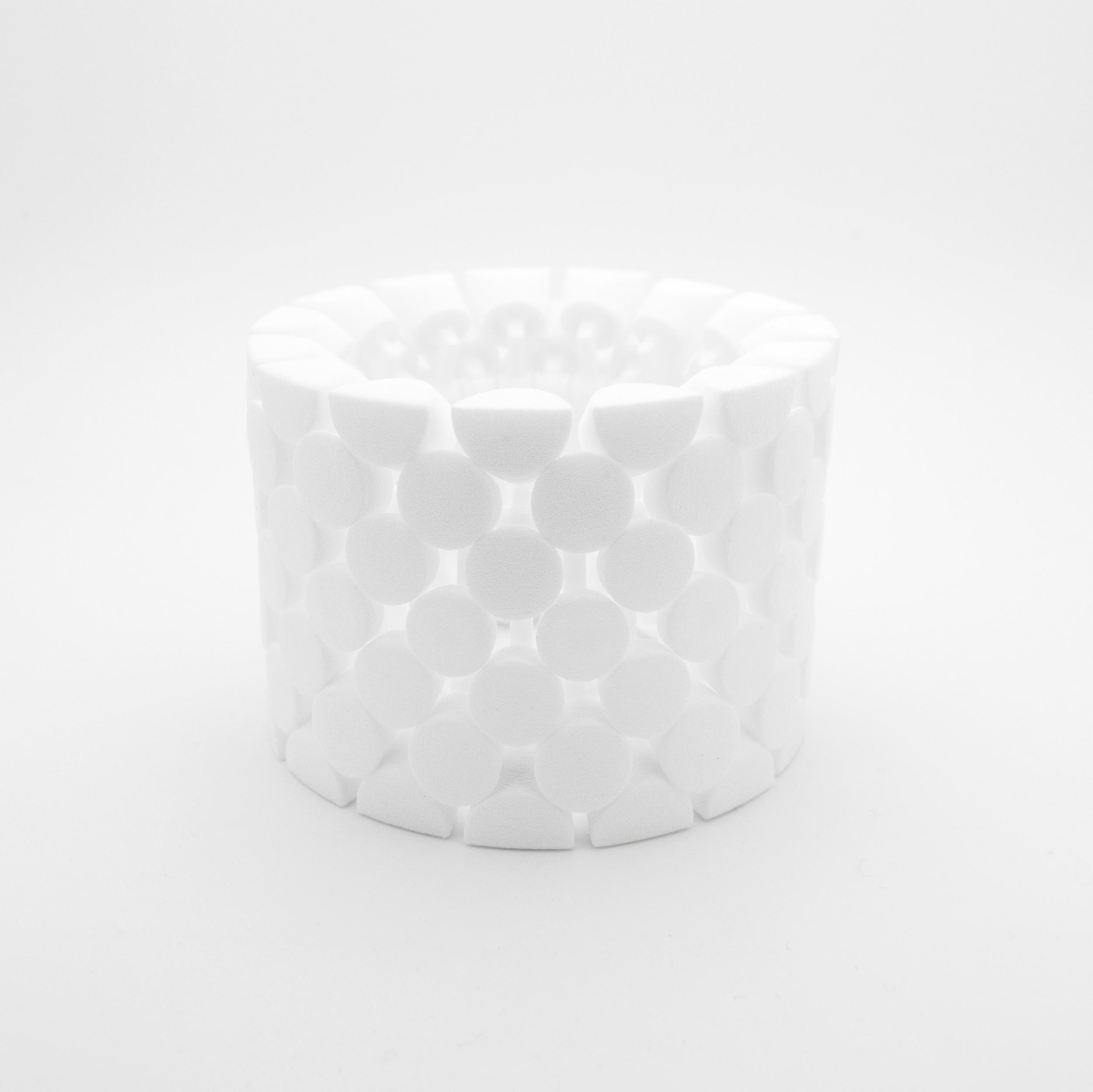 3D print, nylon