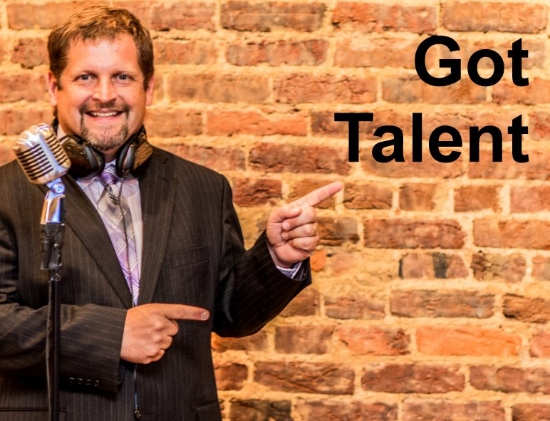 Does your Group or Company have Talent? Let's host an interactive and fun version of the hit television show at your next event. We'll work with you put together a fun, entertaining and smooth running event that your guests will enjoy.  Learn More...