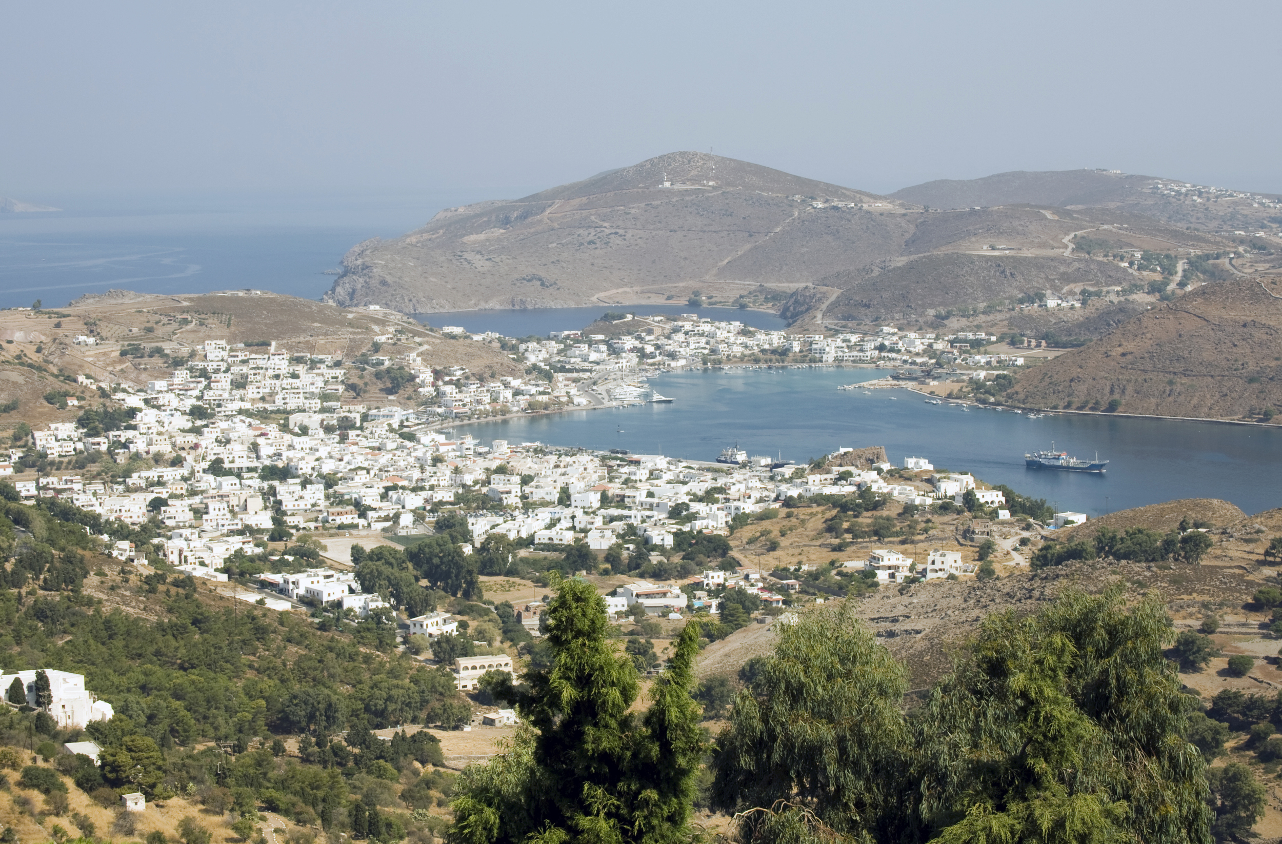Isle of Patmos - Current Day
