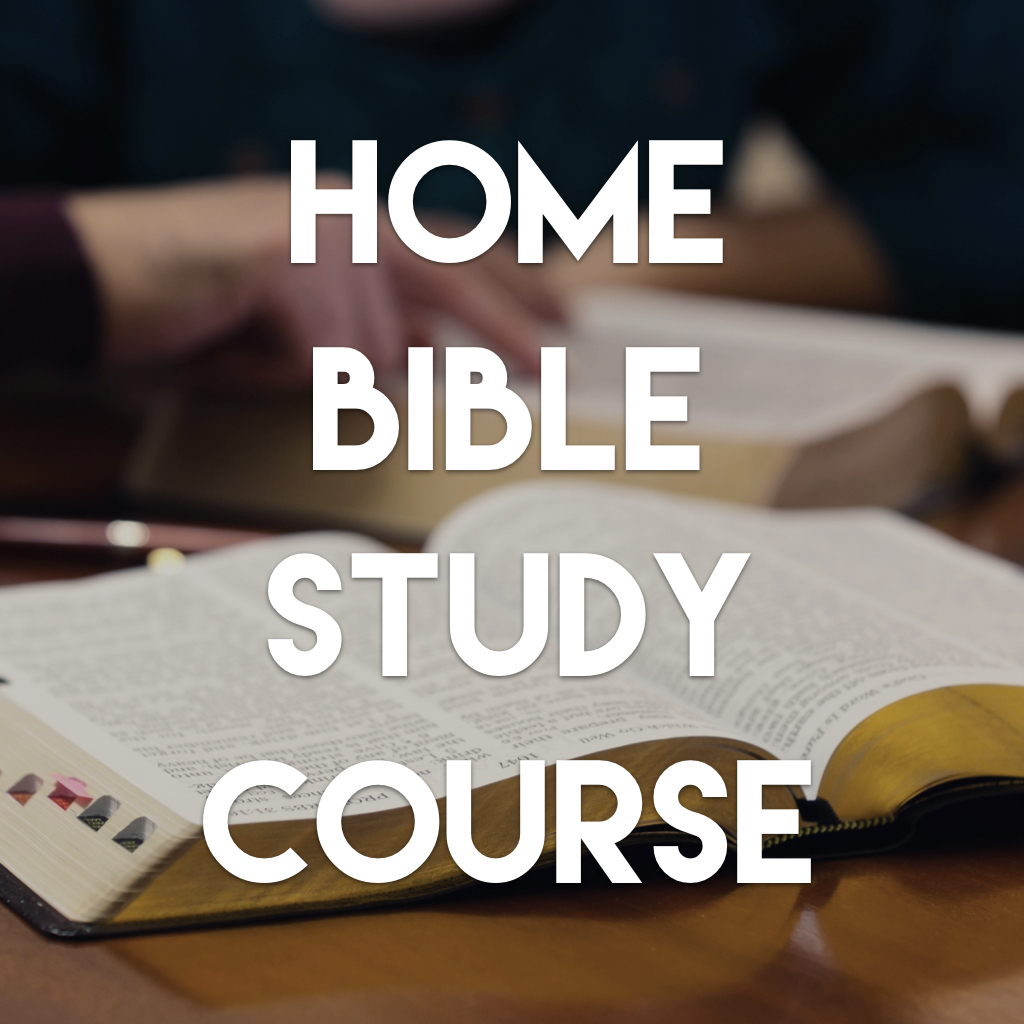 Home Bible Study Course — The Church of God International