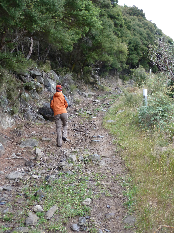 On The Ridge Walk