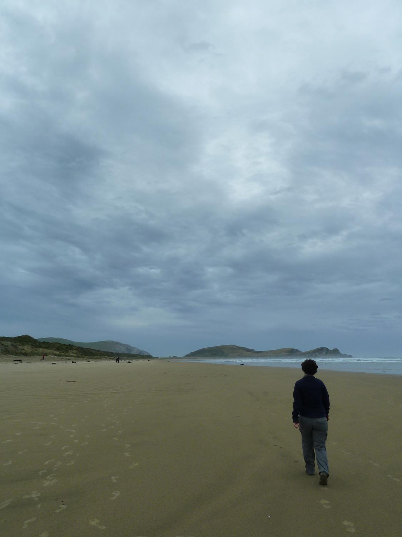 Surat Bay Beach Walk