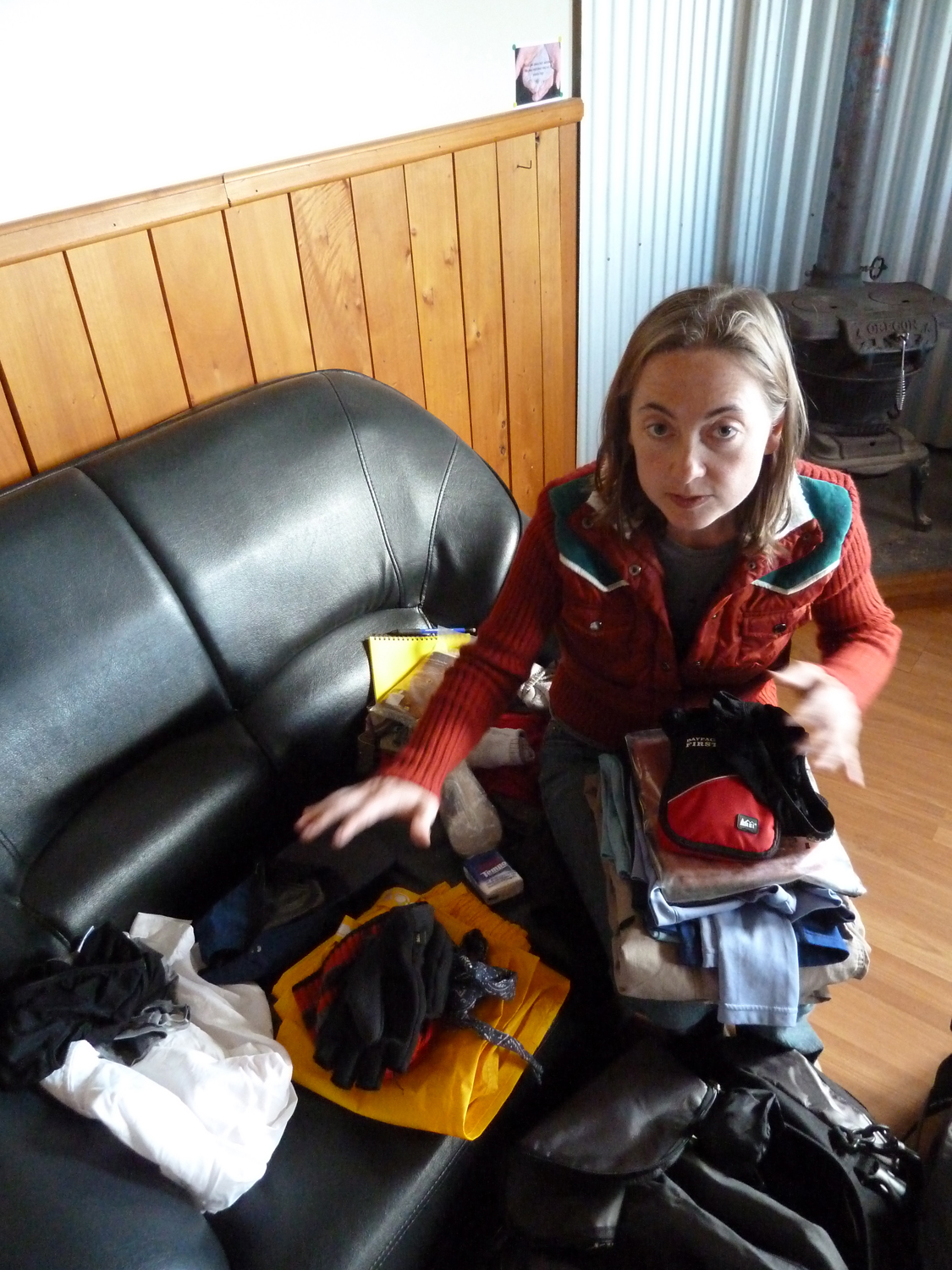 Packing For Milford Track