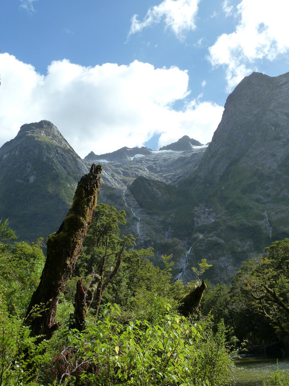 Surrounding Mountain Tops