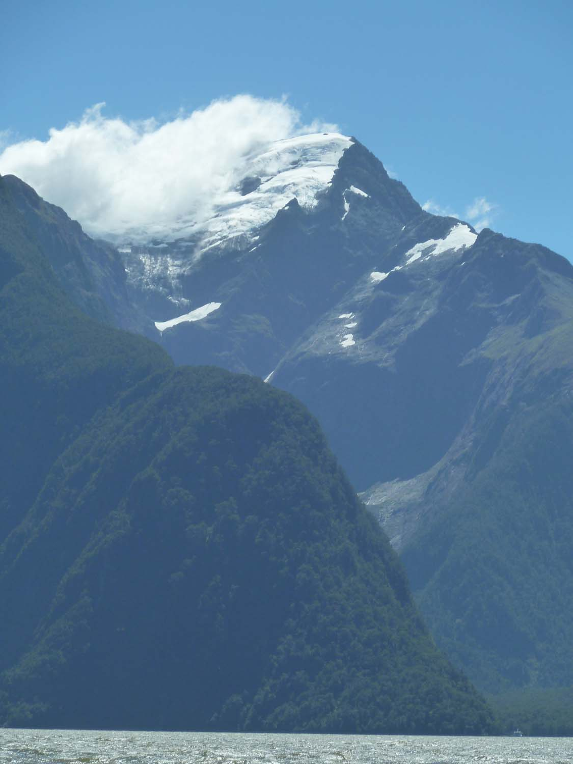 The Mountains Of Milford Sound