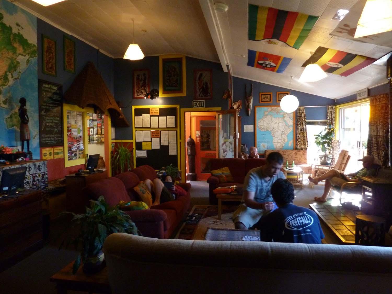 Global Village Lounge