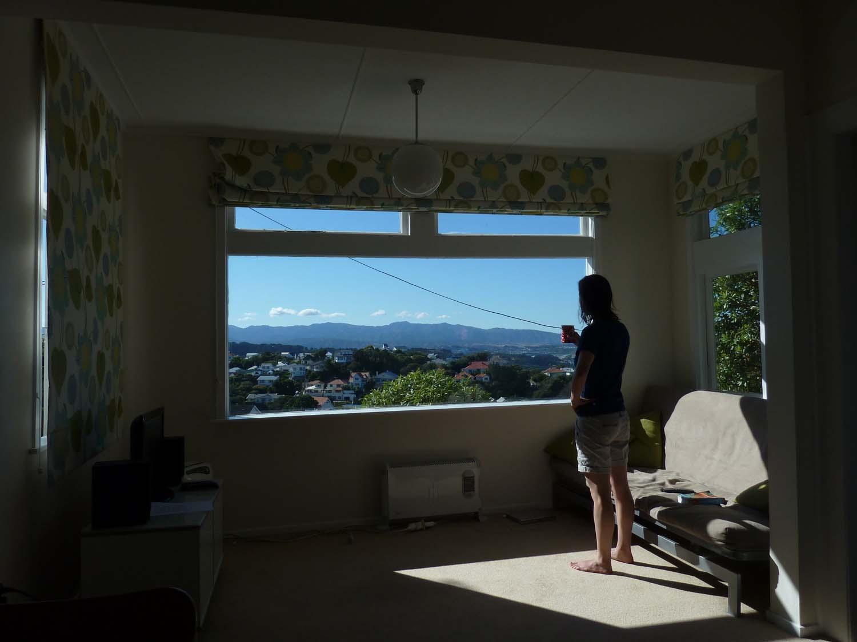 Morning Tea In Wellington