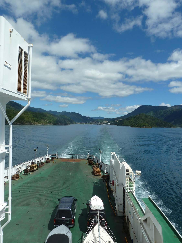 Goodbye South Island