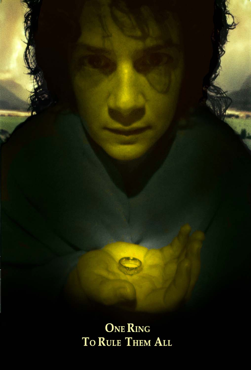 One Ring To Rule Them All: An Espo Baggins Tale