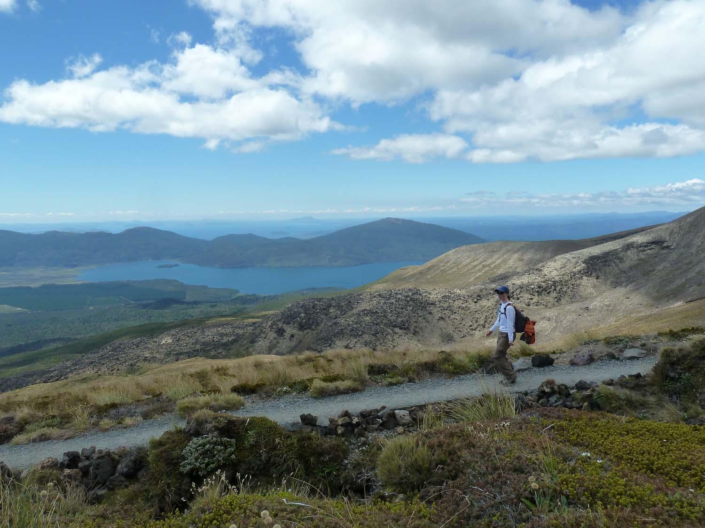 Lake Taupo And Beyond