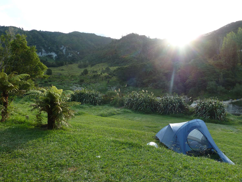 Peaceful Camp