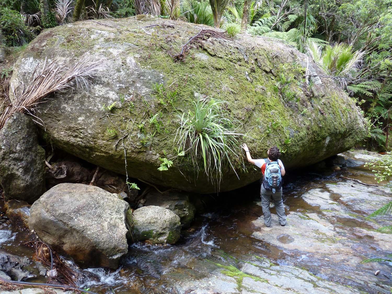 The Ancient Boulder