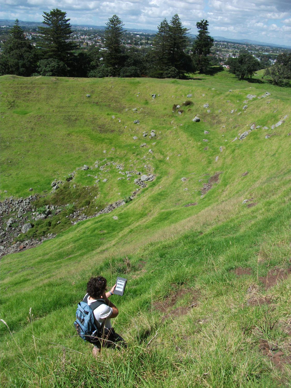 Searching For Landmarks