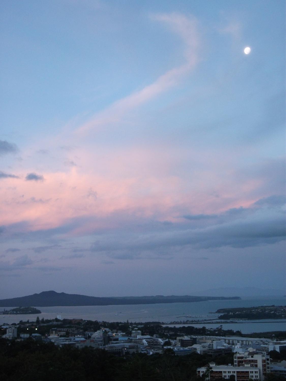 The Blushing Sky