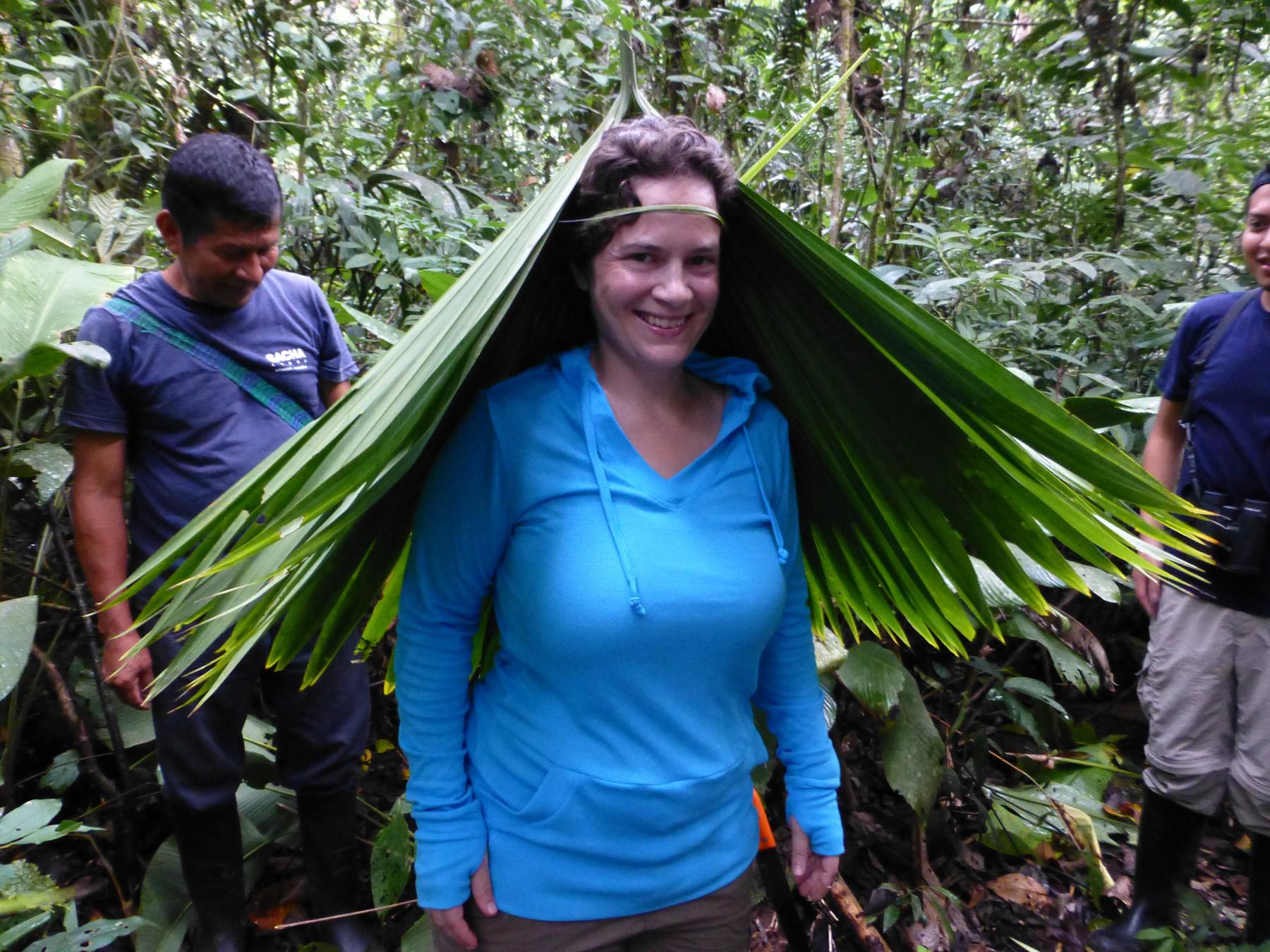Amazonian Poncho