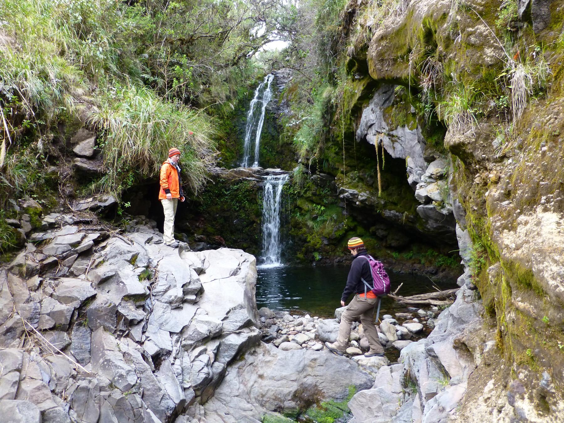 Waterfal Hike