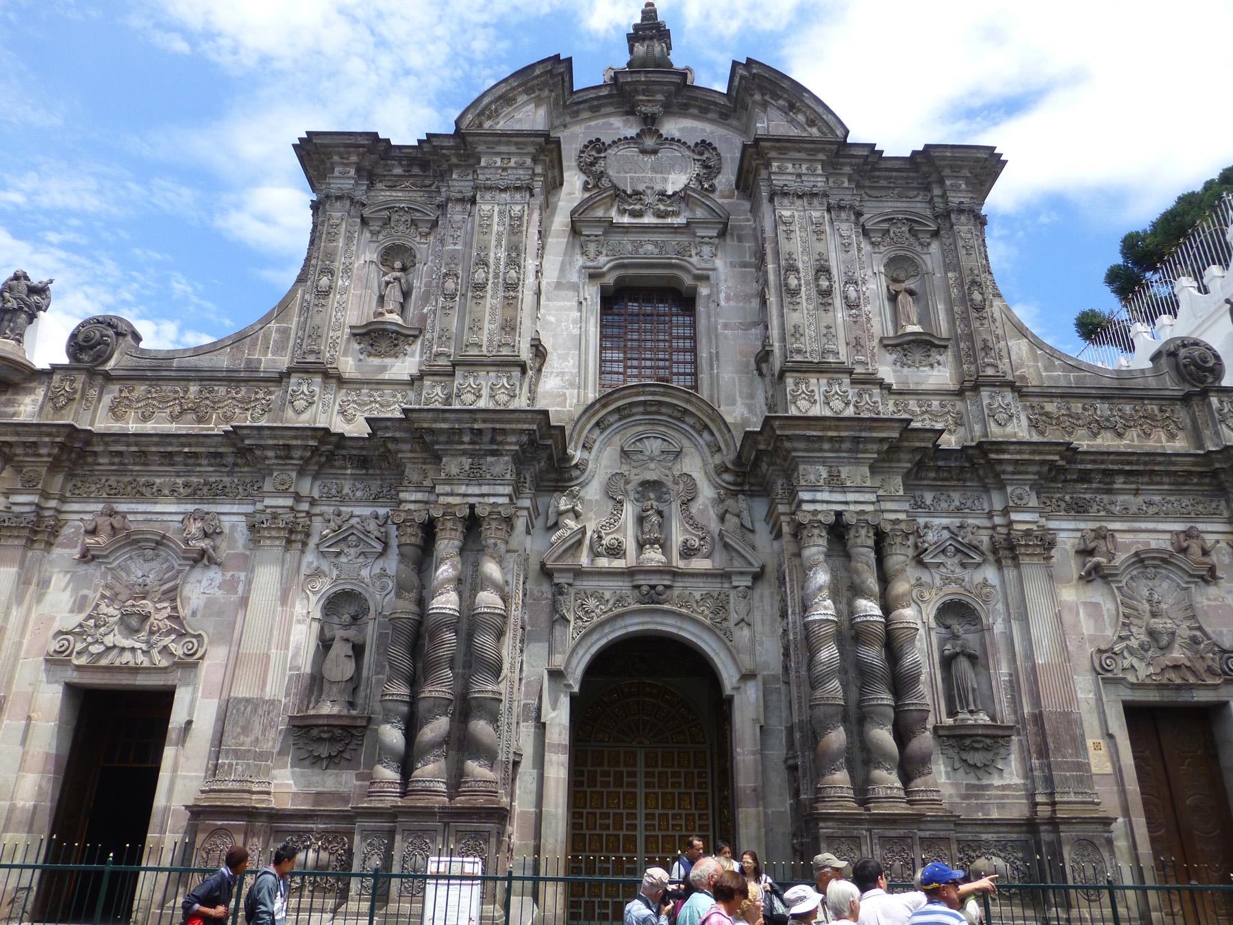 The Compañía Church