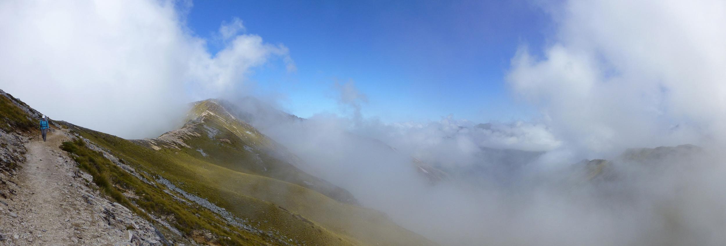 A Walk Through The Clouds