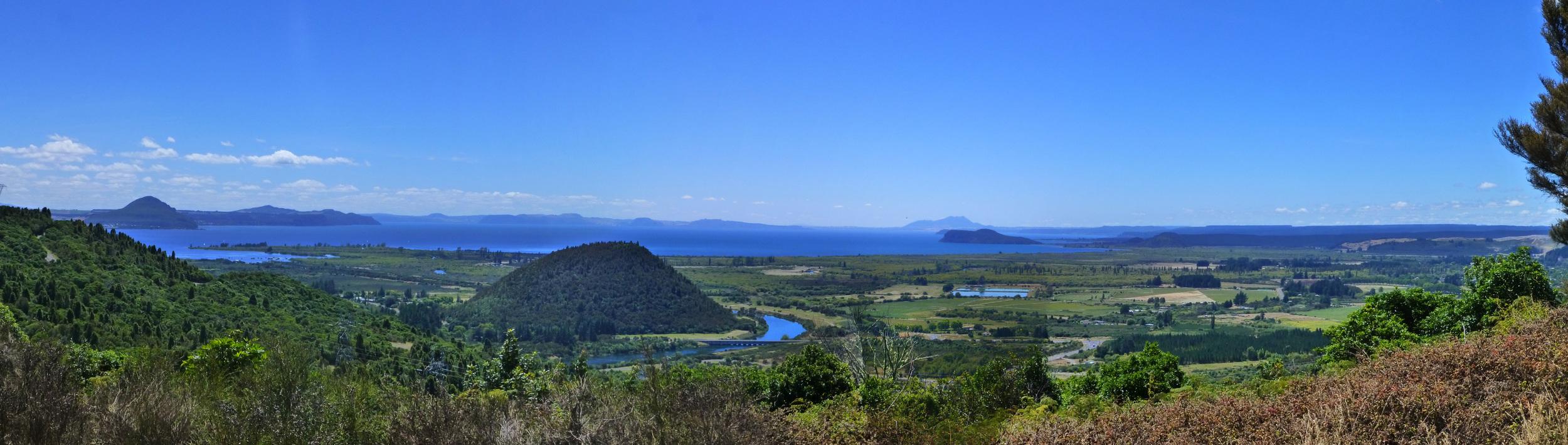 Lake Taupo Awaits