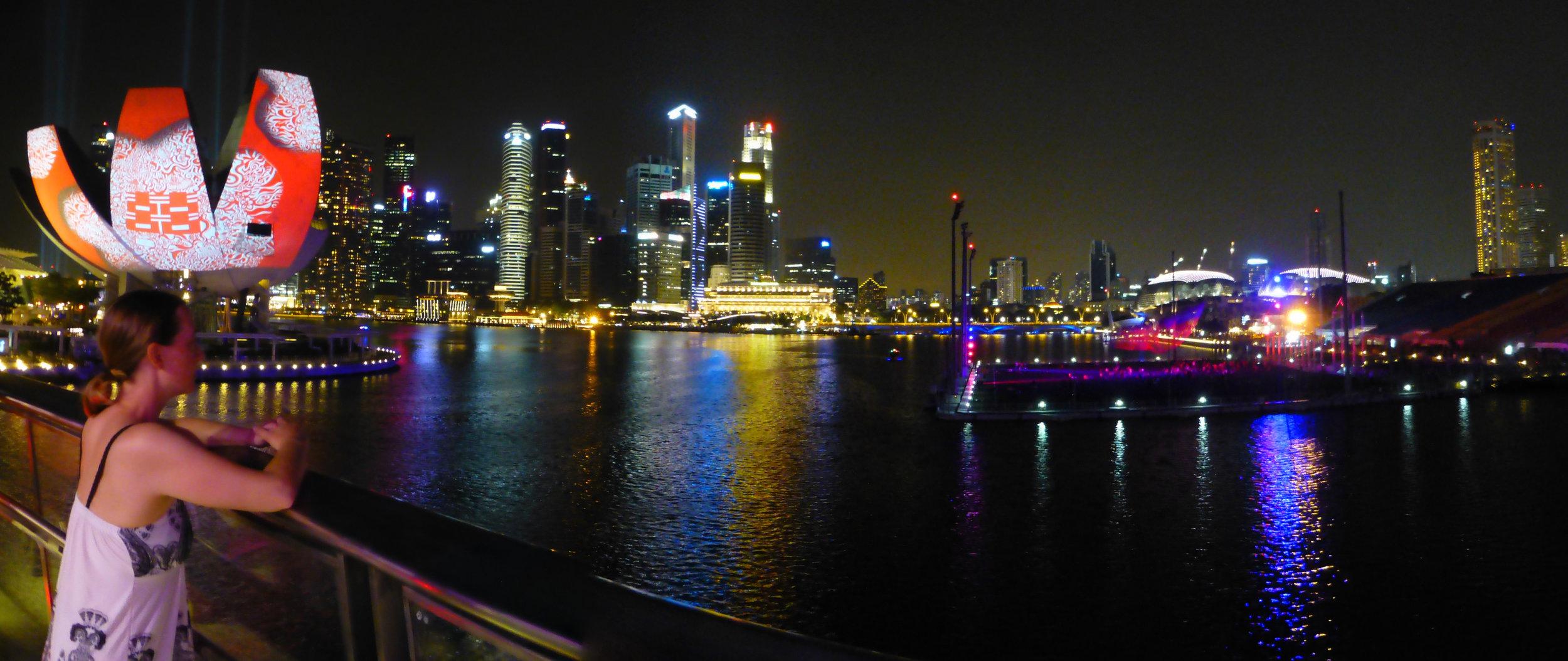 Goodnight Singapore