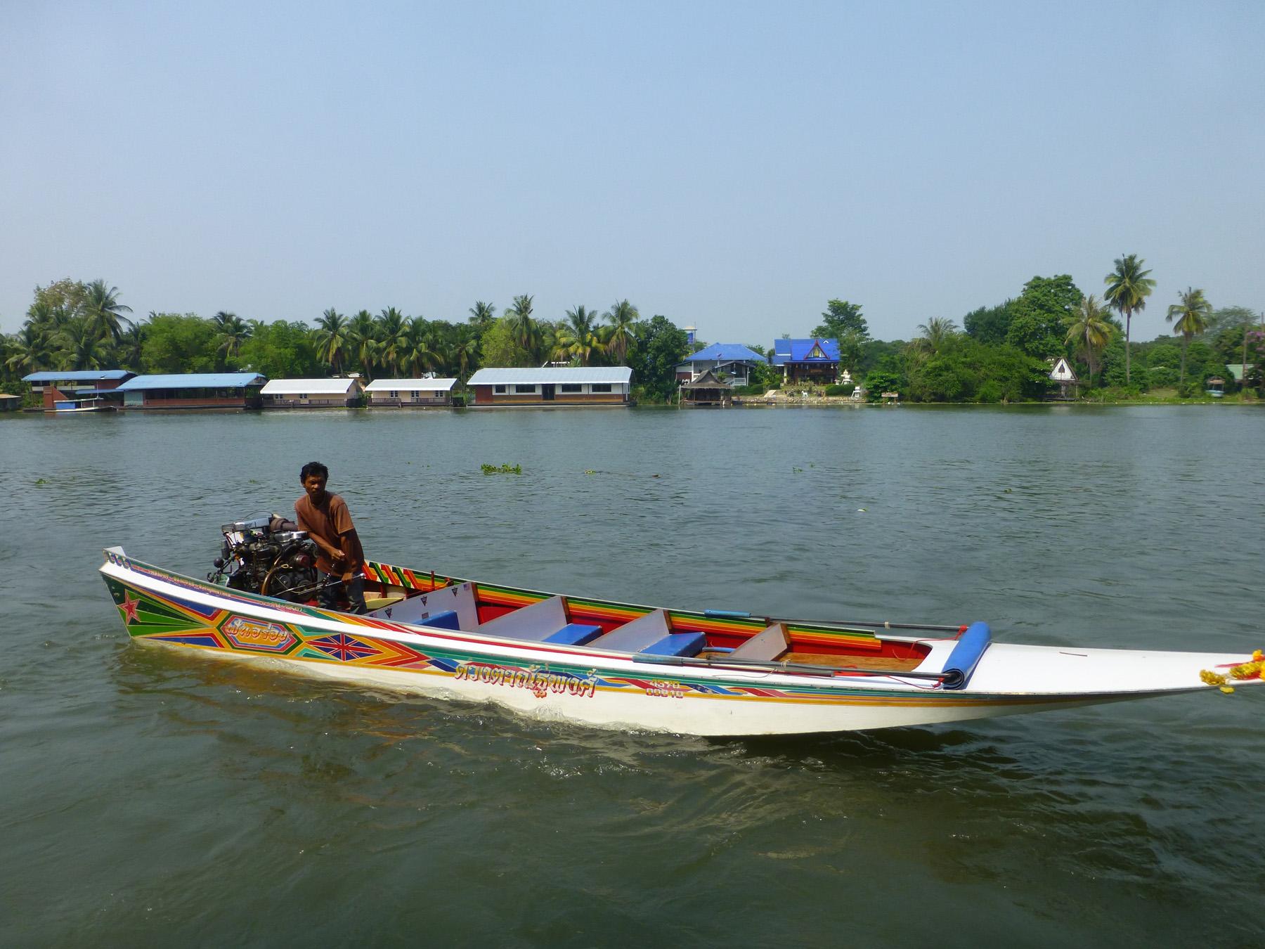 Long Boat Transport