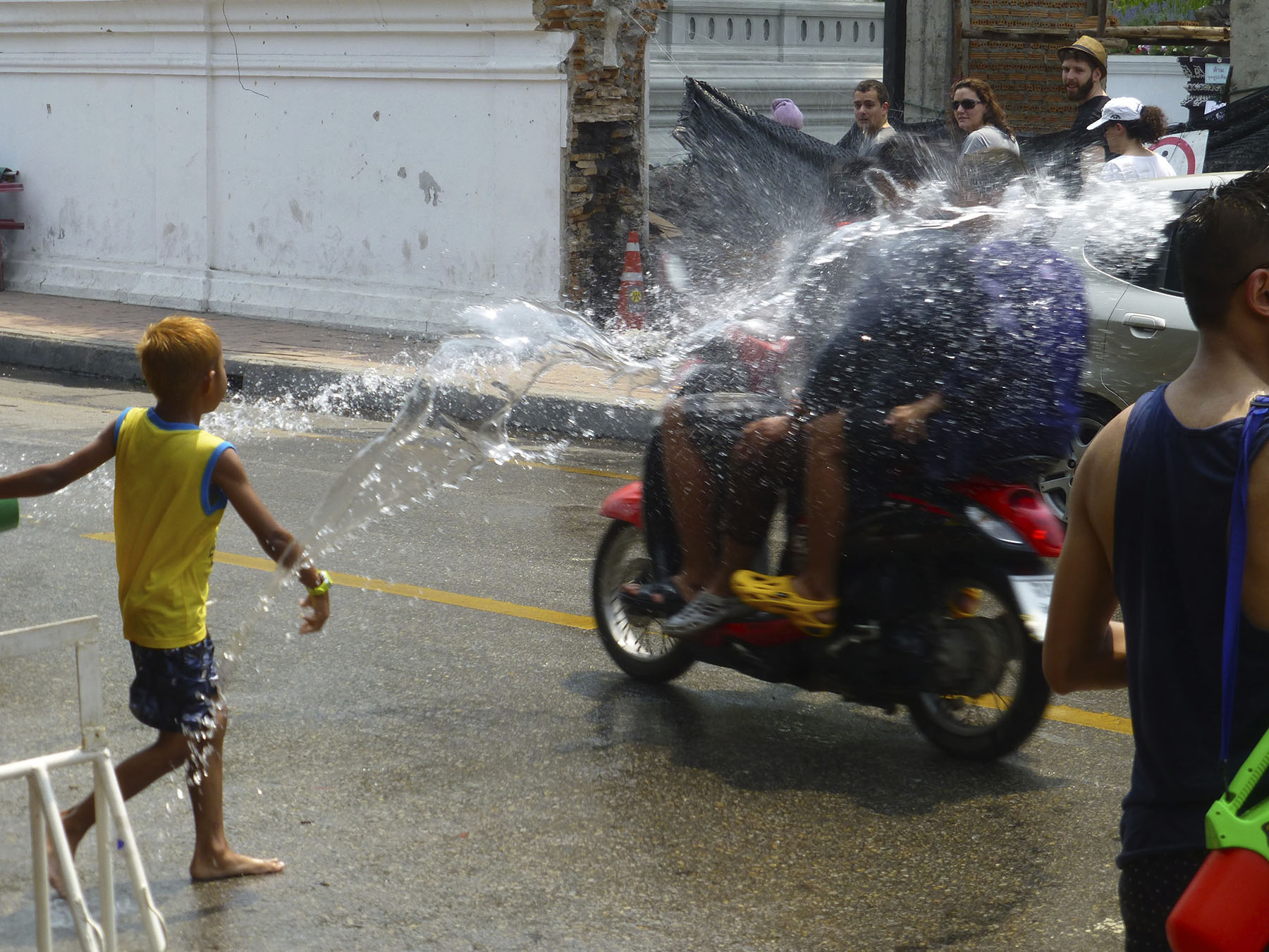 Songkran Splash!