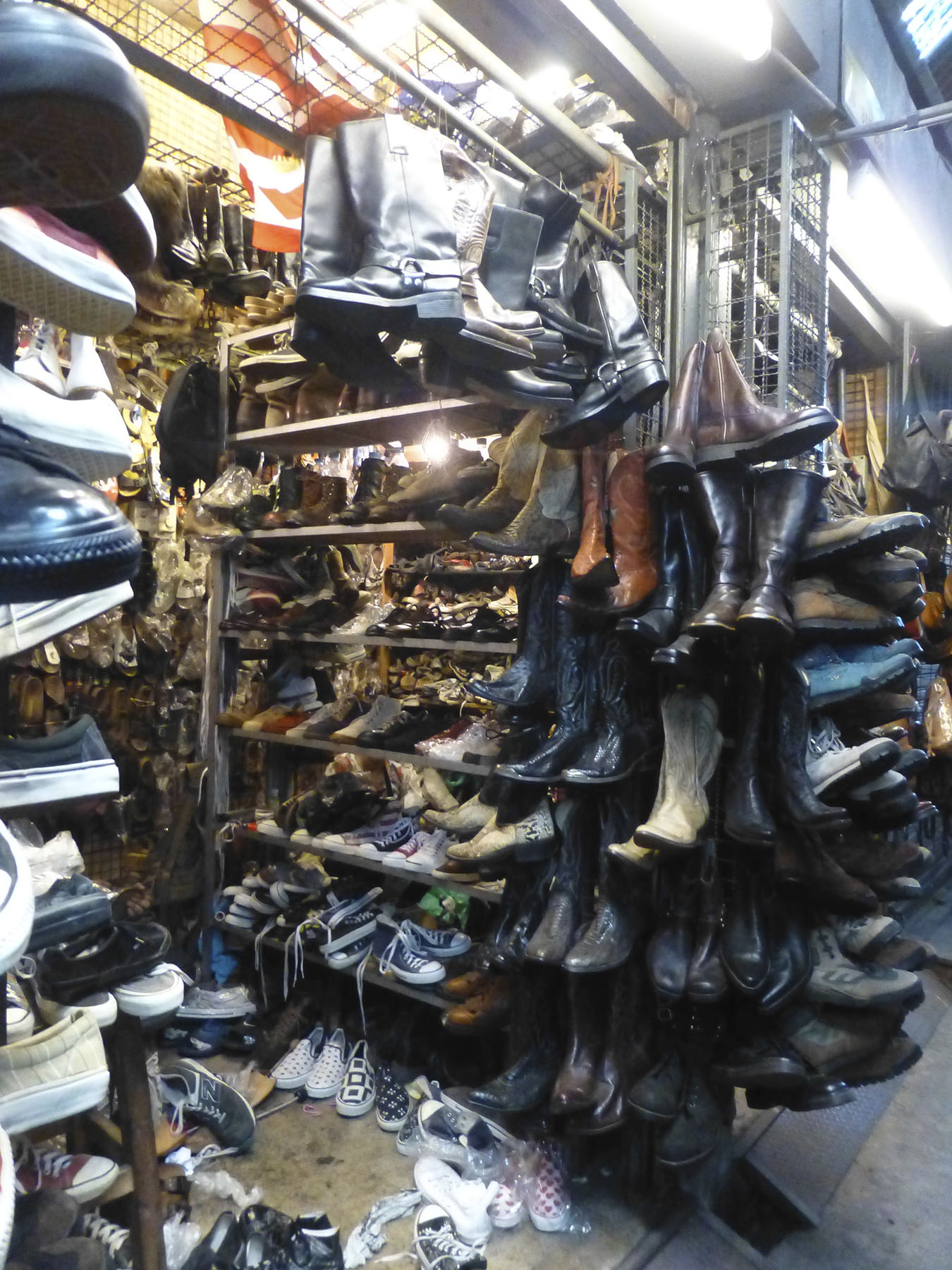 Boots, Anyone?