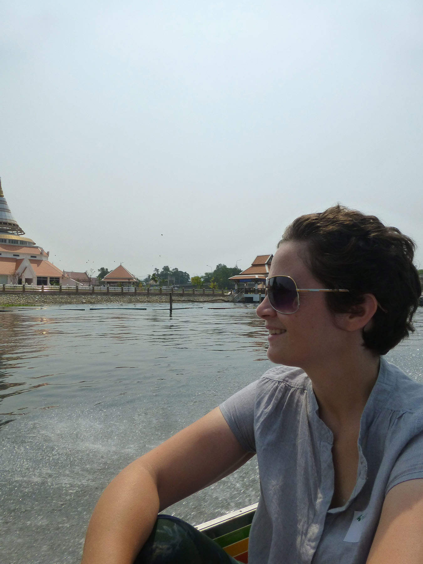Riding The River Kwai