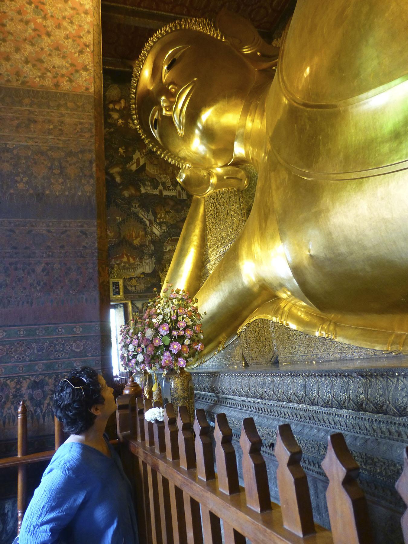 Recumbent Buddha