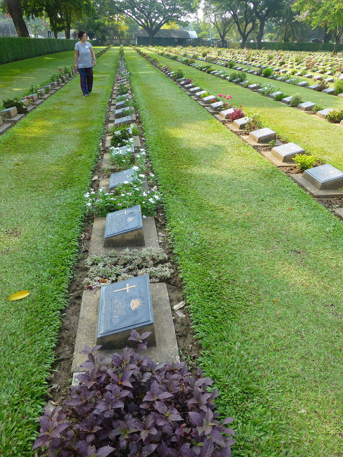 Allied Forces War Memorial Cemetery