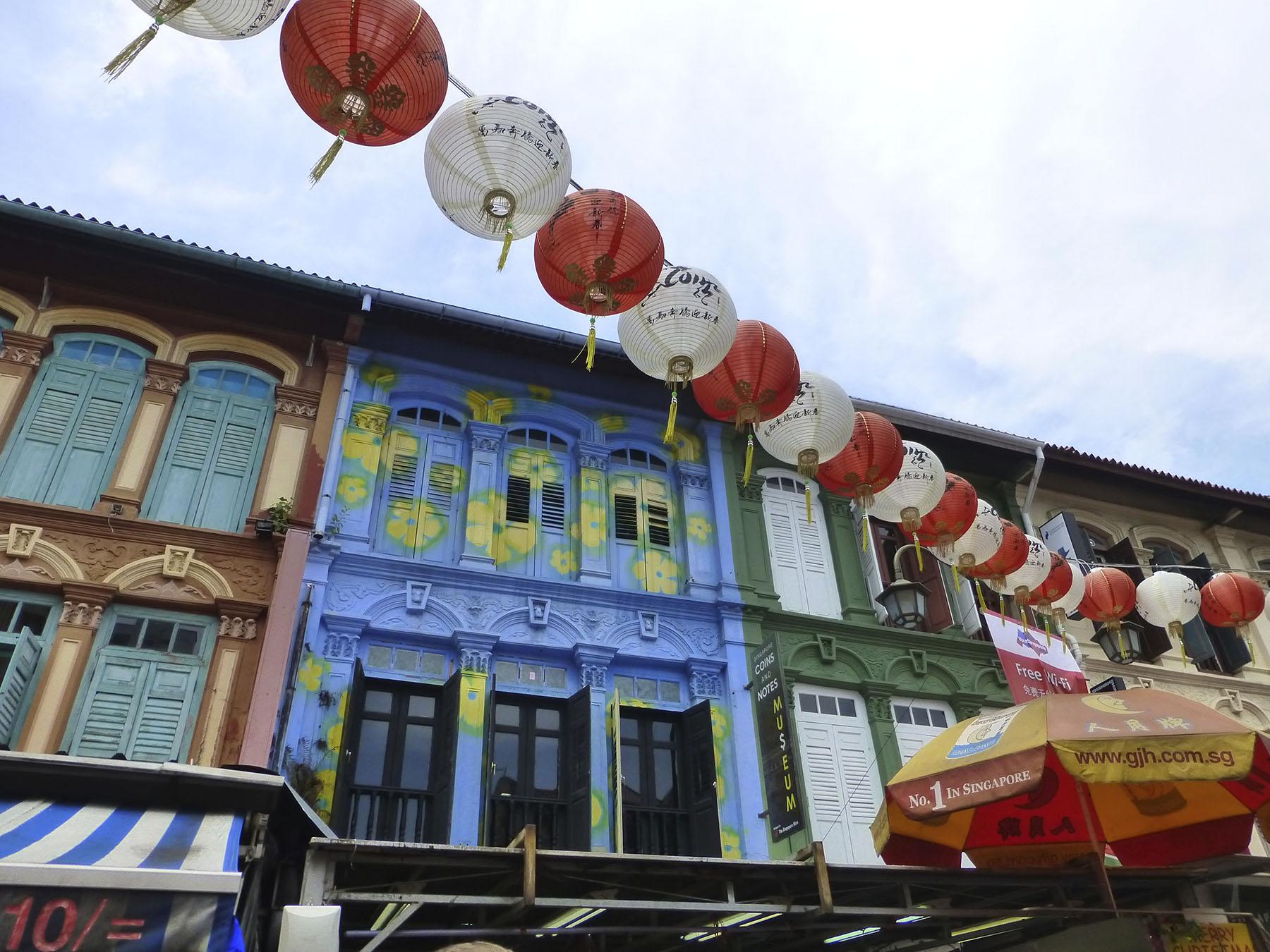 Chinatown Beauty
