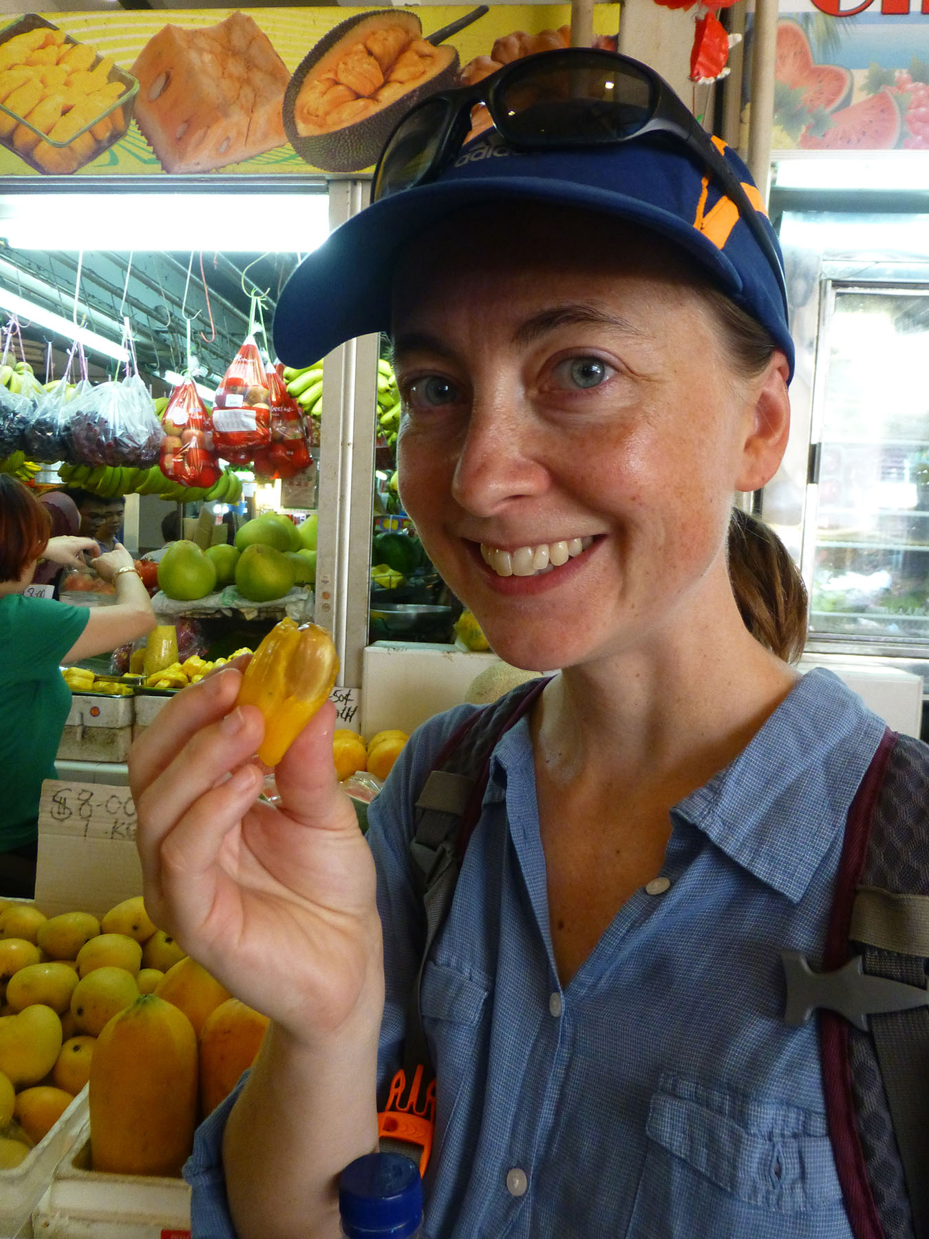 A Taste Of Durian