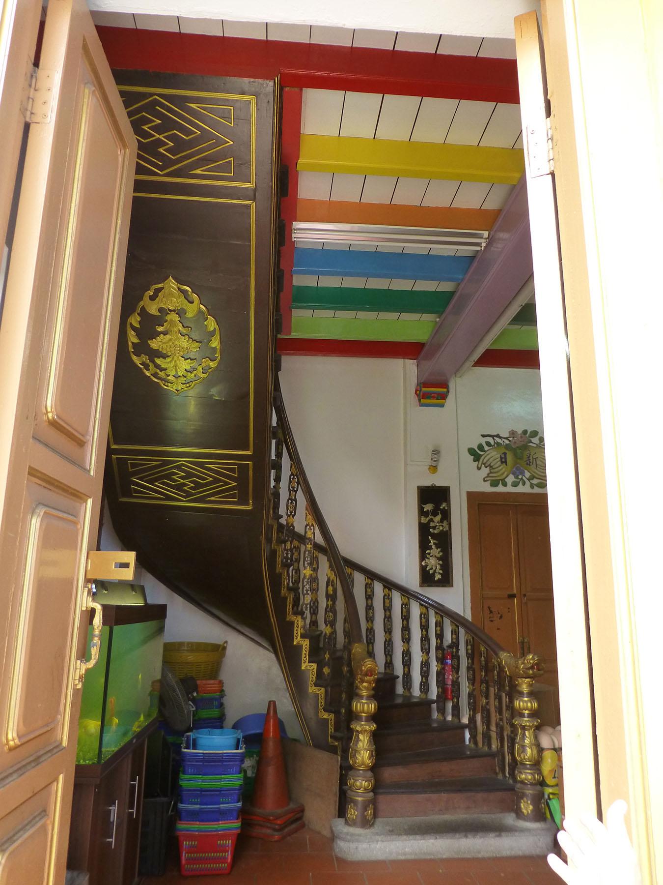 Little India Architecture