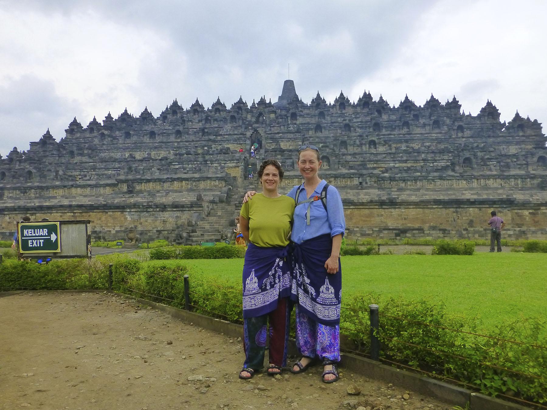 Welcome To Borobudur!