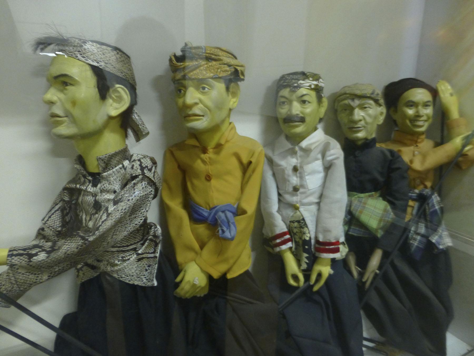 Life-Like Puppets